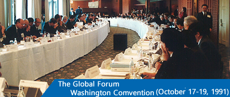 The Global Forum Washington Convention